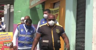 #Alagoas | Fiscalização fecha Lojas em Maceió