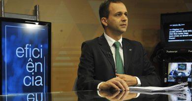 secretário de Gestão do Ministério da Economia, Cristiano Heckert,