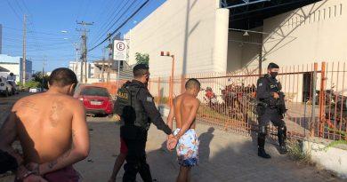 Operação Flashback II : Pelo menos 14 membros de facções criminosas foram presos no Ceará