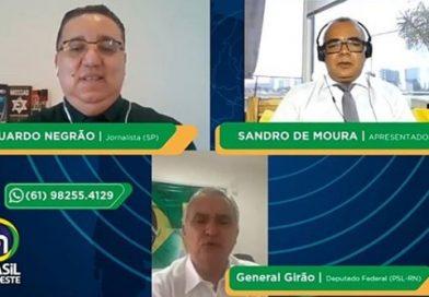 DEPUTADO GENERAL GIRÃO UM PARLAMENTAR ORDEM E PROGRESSO