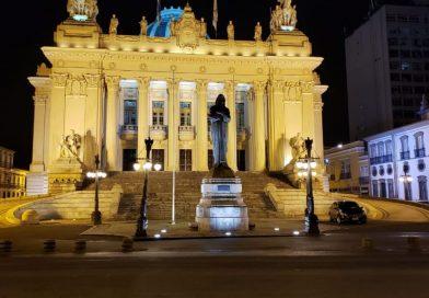 Palácio Tiradentes completa 95 anos