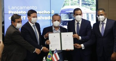 Autorizada a elaboração de projetos do trecho 2 do BRT de Salvador