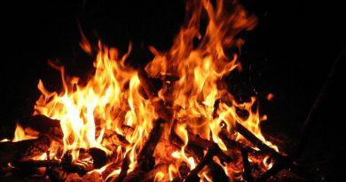 Ministério Público recomenda proibição de fogueiras e fogos de artifício em Caaporã e Pitimbu