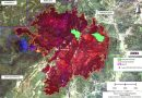 Incêndio já devastou área de 13 mil hectares entre PI e MA; bombeiros enviam reforços