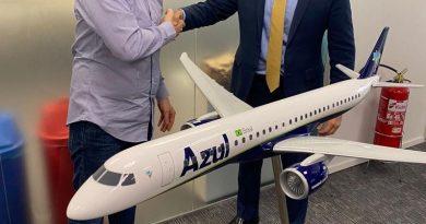 Maceió ganha mais nove rotas pela companhia aérea Azul